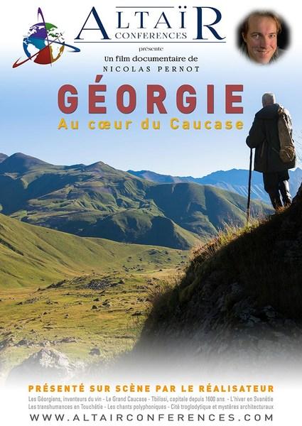 'GÉORGIE - AU COEUR DU CAUCASE'