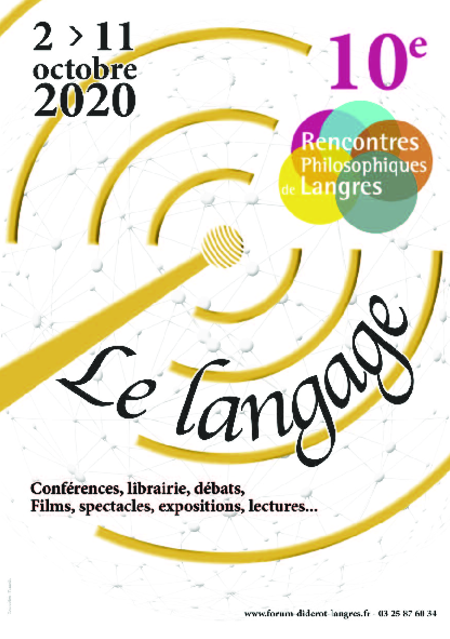 Téléchargez le programme des RPL 2020 - LE LANGAGE