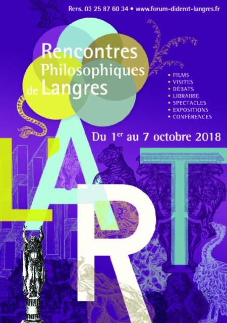Téléchargez le programme des RPL 2018 - L'ART